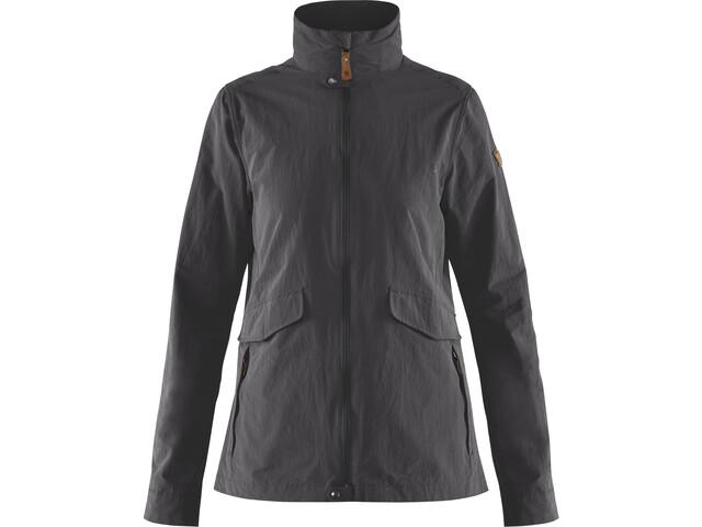 Fjällräven Travellers MT Jacket Women dark grey